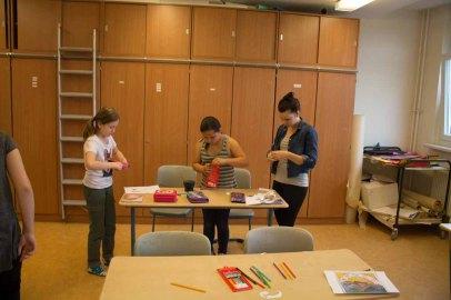 Schnappschüsse vom Malen mit den Ostseekindern (c) Frank Koebsch (6)
