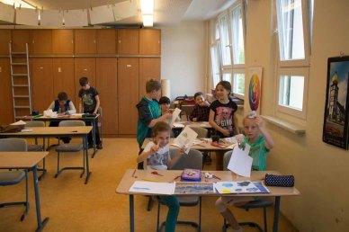 Schnappschüsse vom Malen mit den Ostseekindern (c) Frank Koebsch (8)