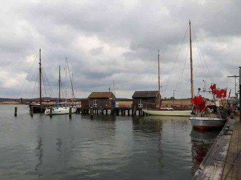 Boote und Schiffe im Hafen von Gager (c) FRank Koebsch (2)