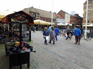 Altstadt von Malmö - LillaTorg (c) FRank Koebsch