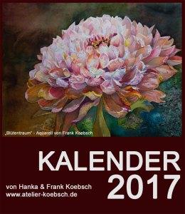 Deckblatt Kalender 2017