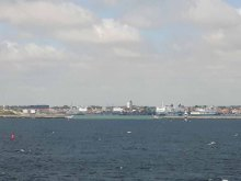 Fährhafen von Trelleborg (c) FRank Koebsch