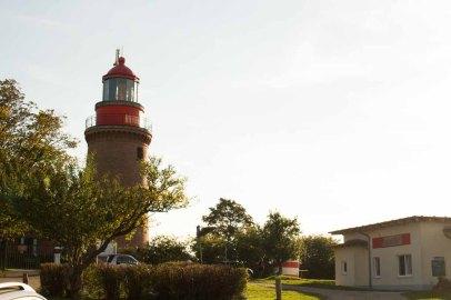Leuchtturm von Bastorf in der Septembersonne 2015 (c) Frank Koebsch (2)