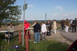 Malen am Leuchtturm von Bastorf (c) Frank Koebsch - September 2015 (3)
