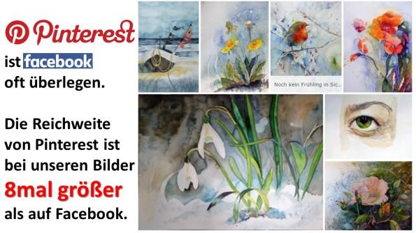 Pinterest ist Facebook oft überlegen (c) FRank Koebsch