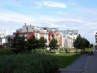 Wohngebiet beim Turning Torso - Ankargatan - VÄSTRA HAMNEN in Malmö (c) Frank Koebsch (4)