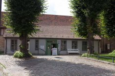 Blick auf das Kulturhistorisches Museum in Rostock (c) Frank Koebsch (2)