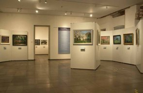 Blick in die Ausstellung RUDOLF BARTELS (1872-1943). EINFACH UND NUR SCHÖN (c) Frank Koebsch (2)