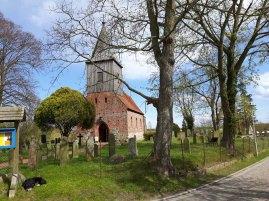 Dorfkirche in Groß Zicker (c) Frank Koebsch