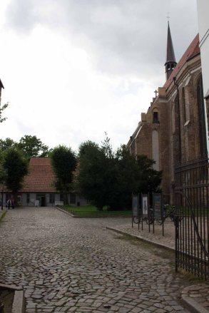 Eingang zum Klosterhof in Rostock (c) Frank Koebsch (3)