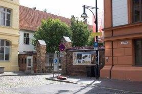 Eingang zum Klosterhof in Rostock (c) Frank Koebsch (5)