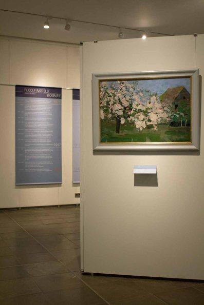 Rudolf Bartels - Obstbaumblüte - 1914 - Öl auf Leinwand - Kunstmuseum Schwaan Inv Nr G 304