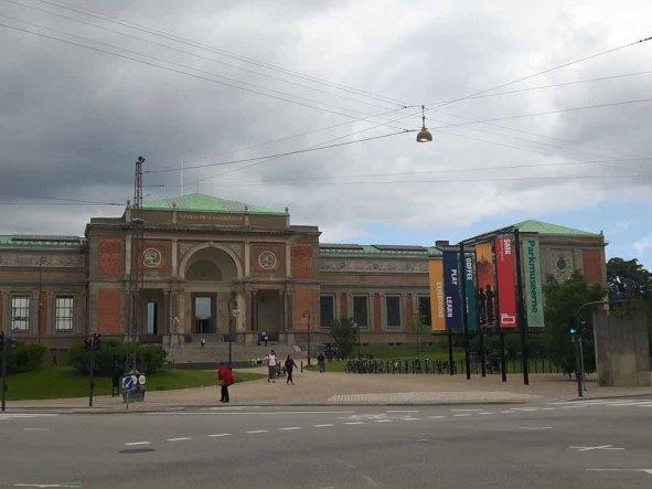Staatliche Museum für Kunst in Kopenagen (c) Frank Koebsch