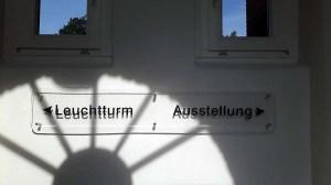 Leuchtturm und Ausstellung am Darßer Ort (c) FRank Koebsch