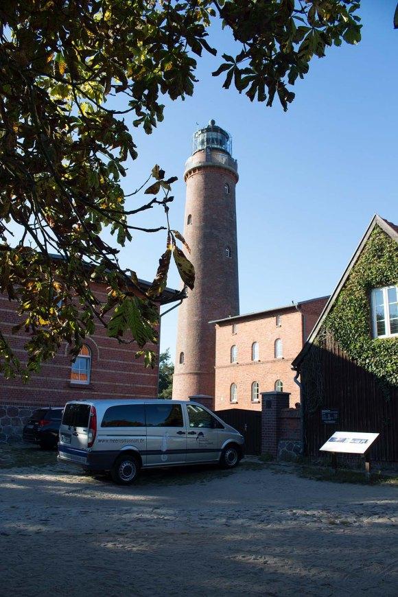 Natureum am Leuchtturm Darßer Ort (c) Frank Koebsch (2)