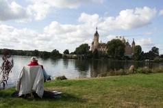 Aquarellkurs - Schweriner Schloss (c) Frank Koebsch (1)