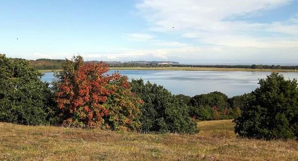 Herbstliche Aussicht auf Mönchgut von Klein Zicker nach Gager (c) FRank Koebsch (1)