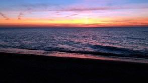 Sonnenuntergang am Darßer Ort (c) Frank Koebsch (3)