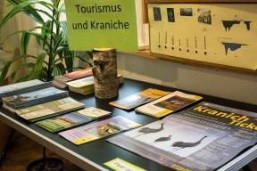 Tourismus und Kraniche (c) FRank Koebsch