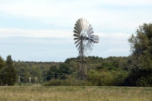 Windschöpfwerk Lobbe im Fischotterrevier (c) FRank Koebsch