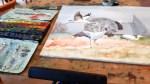 Malen im Nationalparkhotel Kranichrast (c) Frank Koebsch (4)