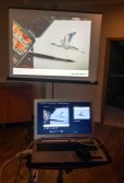 Multivisionshow Faszination Kraniche (c) FRank Koebsch (2)