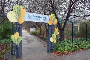 Besuch im Botanischen Garten Rostock (c) FRank Koebsch