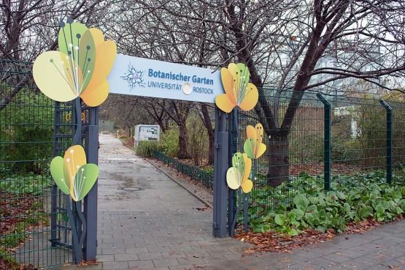 Garten Rostock besuch im botanischen garten rostock c frank koebsch bilder
