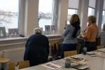 Schnappschuss aus dem Aquarellkurs Weihnachtsaquarelle an der VHS Rostock (c) Frank Koebsch (3)
