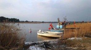 Winter im Nothafen Darßer Ort (c) FRank Koebsch (2)
