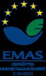 EMAS Umweltsiegel
