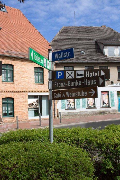 Auf den Spuren der Maler der Künstlerkolonie Schwaan (c) FRank Koebsch (1)