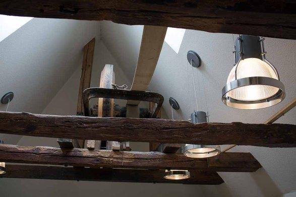 Die Tradition der Mühle im Kunstmuseum Schwaan (c) FRank Koebsch
