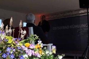 Eröffnung des Plein Air Festivals Kühlungsborn bei schönstem Sonnenwetter (c) Sonja Jannichsen