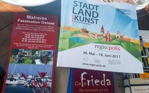 Malreisen Faszionanzion Ostsee als Angebot der Alten Büdnnerei in der Region (c) Frank Koebsch