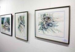Wild Life Aquarelle in unserer Ausstellung im StALU MM Rostock (c) Frank Koebsch (1)
