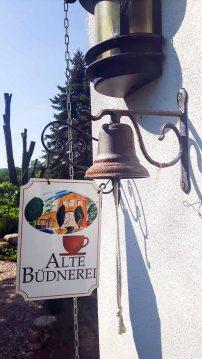 Willkommen in der Alte Büdnerei (c) Frank Koebsch