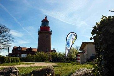 Plein Air Festival - Malen an der Ostsee - am Leuchtturm Bastorf (c) FRank Koebsch