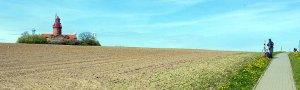 Plein Air Pastellmalerei am Leuchtturm Bastorf (c) FRank Koebsch (6)