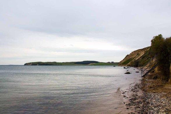 Steilküste von Kelin Zicker (c) Frank Koebsch