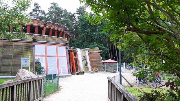 Umweltbildungszentrum des Wildparks MV (c) FRank Koebsch (1)