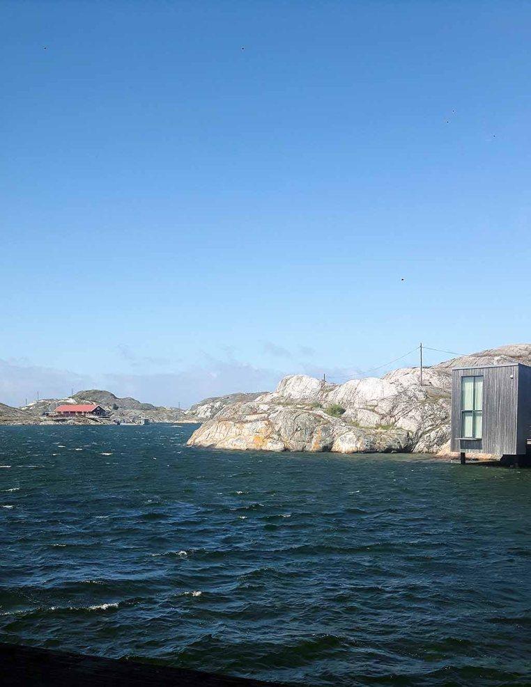 Ausblick vom Nordischen Aquarellmuseum auf der Insel Tjörn (c) Frank Koebsch (2)