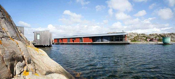 Nordiska Akvarellmuseet Med ny utbyggnad (c) Kalle Sanner