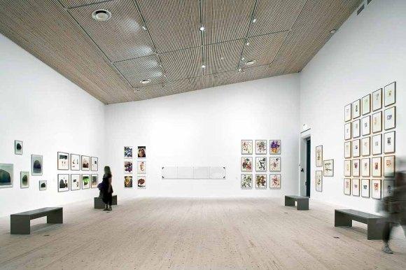 Nordiska Akvarellmuseet Ny konsthall (c) Kalle Sanner