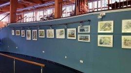 Erste Einblicke in unsere Ausstellung - Wildes Land - im Wildpark MV (c) FRank Koebsch (1)
