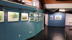 Erste Einblicke in unsere Ausstellung - Wildes Land - im Wildpark MV (c) FRank Koebsch (3)