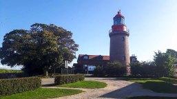 Leuchttum Barstorf bei stahlenden Sonnenschein im September (c) FRank Koebsch (2)