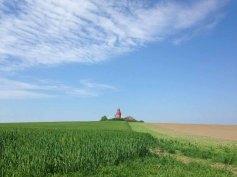 Leuchtturm Barstorf im Mai 2017 (c) Kirsten Paulsen