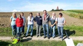 Malreise an die Ostsee - Malen am Leuchtturm Bastorf (c) FRank Koebsch (14)