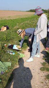 Malreise an die Ostsee - Malen am Leuchtturm Bastorf (c) FRank Koebsch (7)
